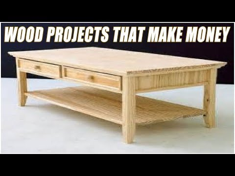 Wood Projects That Make Money