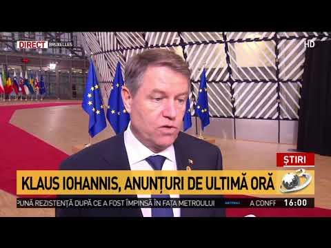 Klaus Iohannis, reacție despre modificarea Codurilor Penale