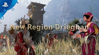 Black Desert - The New Region