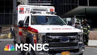NYC 911 Calls Hit Record High During Coronavirus Crisis | The Last Word | MSNBC
