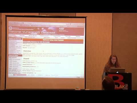 2012 SouthEast LinuxFest - ODBC - Sheeri Cabral - White Hat Google-Hacking MySQL