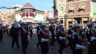 Calgary Stampede Showband - Disneyland 2012