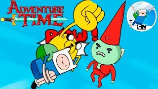 Adventure Time Crazy Flight (by GlobalFun Games) Android Gameplay Trailer