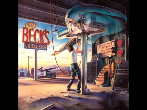 Jeff Beck  Jeff Becks Guitar Shop With Terry Bozzio & Tony Hymas 1989  Full Album
