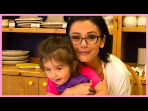 Color Me Mine With JWOWW & Meilani!