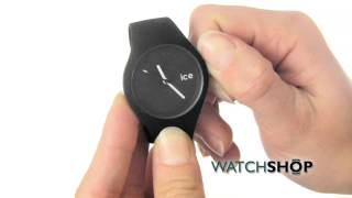 Ice-Watch Small ice Ola black white small Watch (ICE.BK.S.S.14)