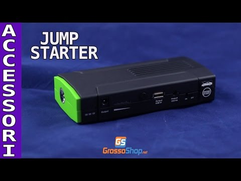 Jump Starter Power Station Review - Grossoshop