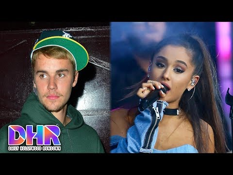 Justin Bieber Decorates Tree SHIRTLESS - Ariana Grande TEASES New Music (DHR)