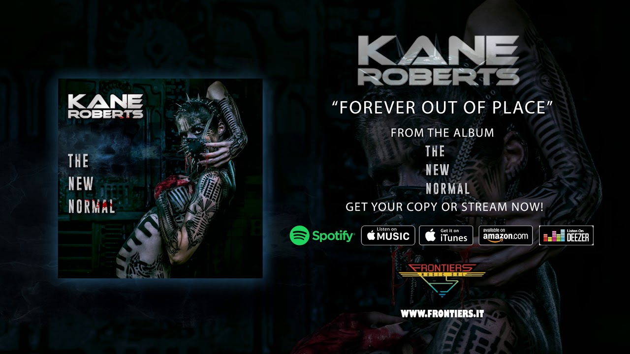 "Kane Roberts — ""Forever Out Of Place"" (Official Audio)"