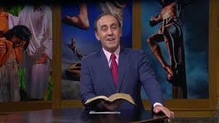 Escrito esta: ¿Quien es Dios? | Pr. Robert Costa