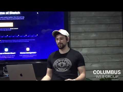 "Columbus Web Group   ""A REALLY GOOD Beginner Sketch Workshop for Designers"""