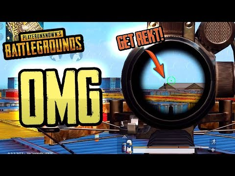 BEST SHOTS EVER ON PUBG MOBILE - LUCK... or SKILLS?
