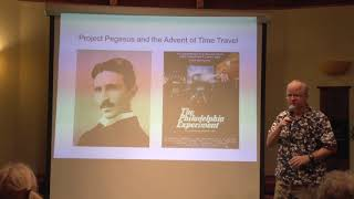 Andrew Basiago - Time travel - Pegasus project