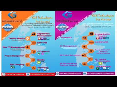 IOS INTERNSHIP in KGE Technologies Pvt Ltd