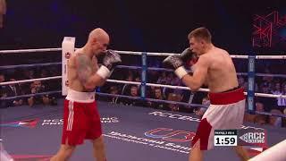 Gambar cover Андрей Майк (Россия) - Иван Скрипачев (Россия)   Полный бой   RCC Boxing Promotions