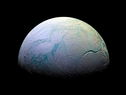 Water found on Saturn's moon, could support 'building blocks' of life - Fmr ISS Commander