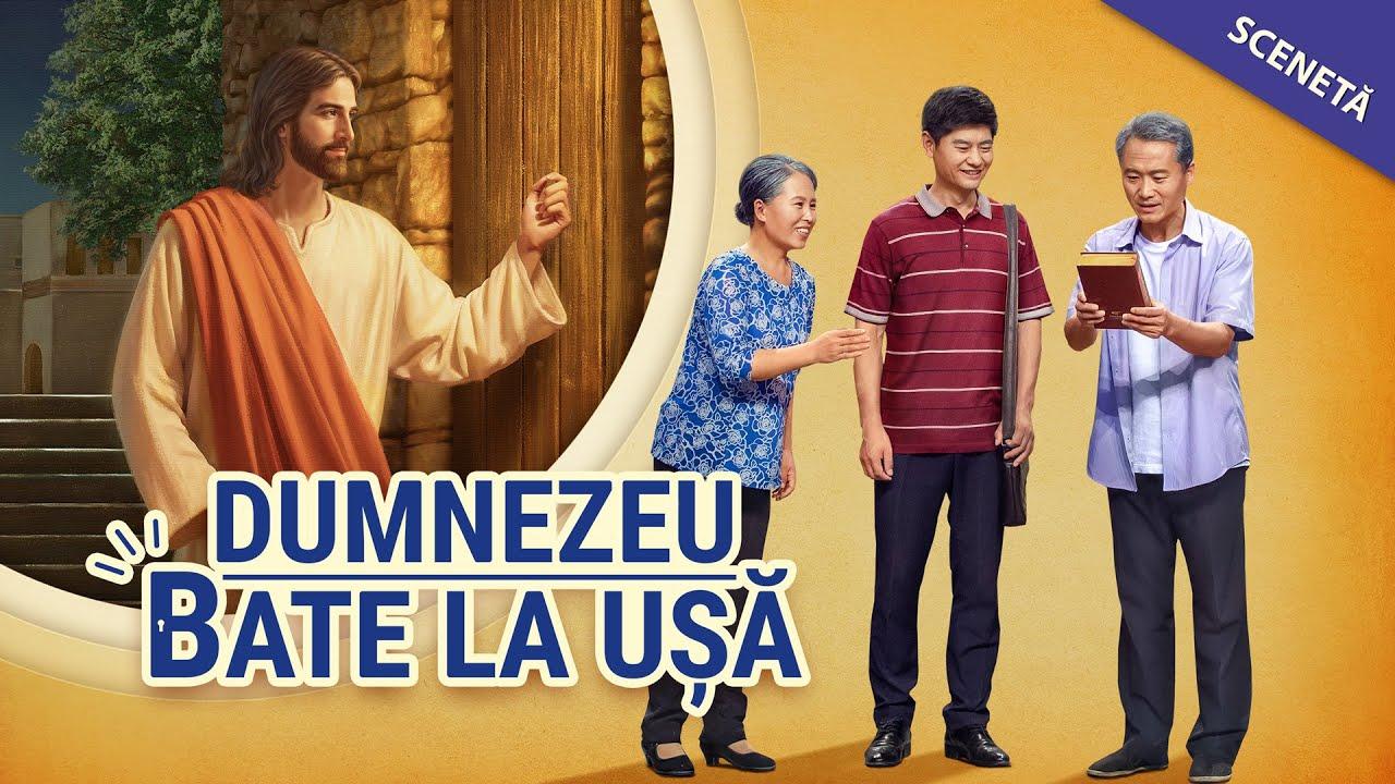 """Scenetă creștină """"Dumnezeu bate la ușă"""" Tu L-ai întâmpinat pe Domnul?"""