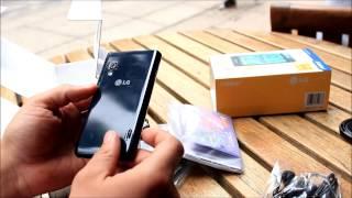 LG Optimus L5X E450: Reseña, Unboxing, Precios en México(País) (Telcel), Funciones y más en Español