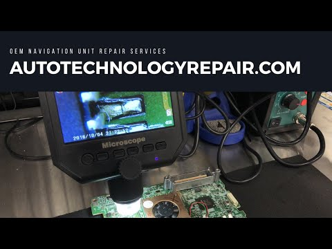 Cadillac CUE Touch Screen Repair Service – Highline Car Care