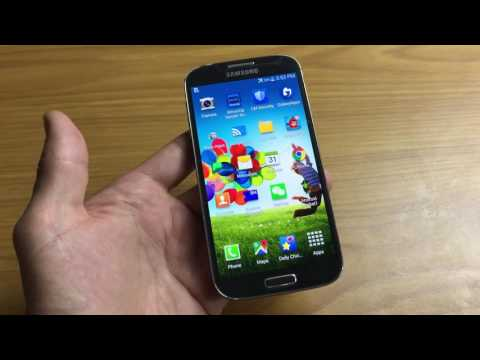 Galaxy S4: How to Switch/Add Different Keyboard Language