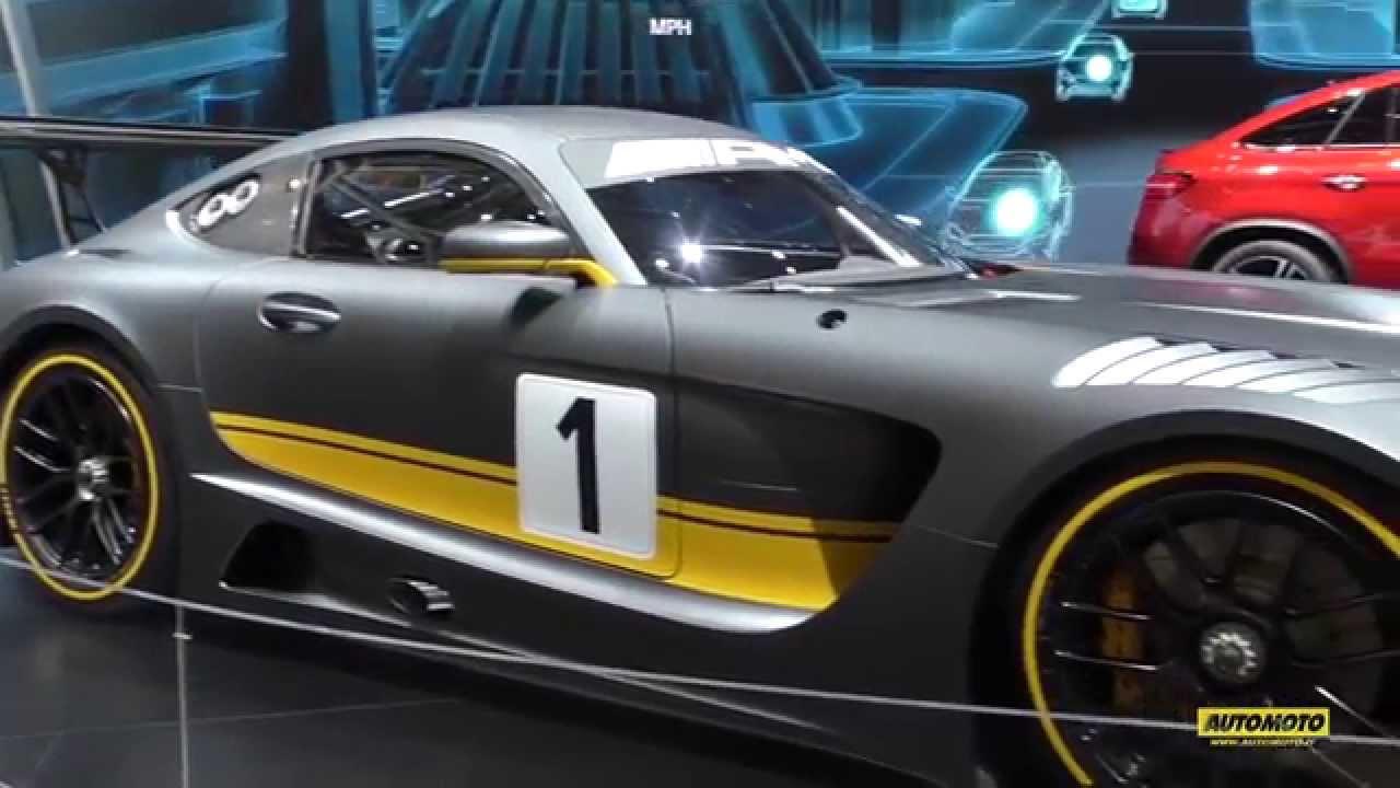 Mercedes AMG GT3 - Classe G 4x42 - Ginevra 2015 - YouTube