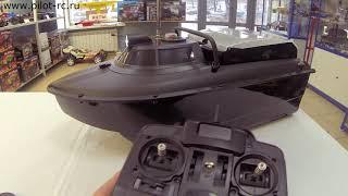 Катер для риболовлі JABO 2CG 10A