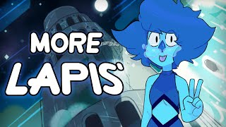 What Are Other Lapis Lazuli Gems Like? - Steven Universe