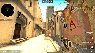 CS:GO · Zombie Survival Mod: de_mirage (Custom map with Secrets)
