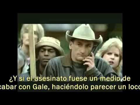 La vida de David Gale Trailer subtitulado