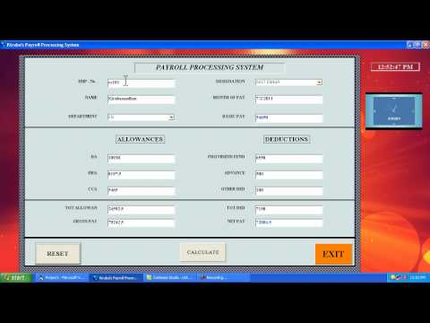 visual basic payroll processing.mp4 The link is , http://www.mediafire.com/?mfuyl0xcrbp0wrv
