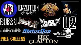 13 de Julio DÍA MUNDIAL DEL ROCK