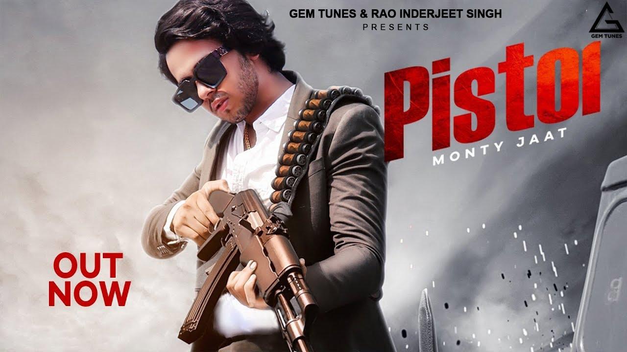Monty Jaat - Pistol (Official Video) | RP Singh | Dopevibe | Latest Haryanvi Songs 2020