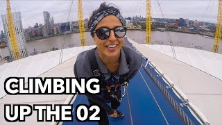 UP AT THE O2 - (BEST THINGS TO DO IN LONDON)