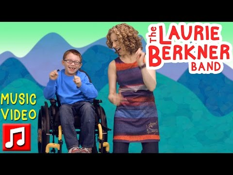 """This Is How I Do It"" by The Laurie Berkner Band from Superhero Album"
