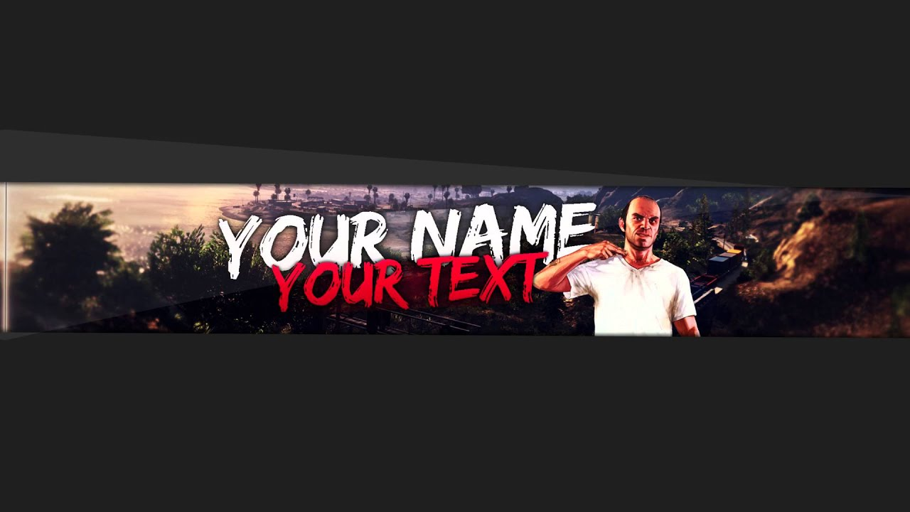 free youtube banner template download free psd 2016 youtube