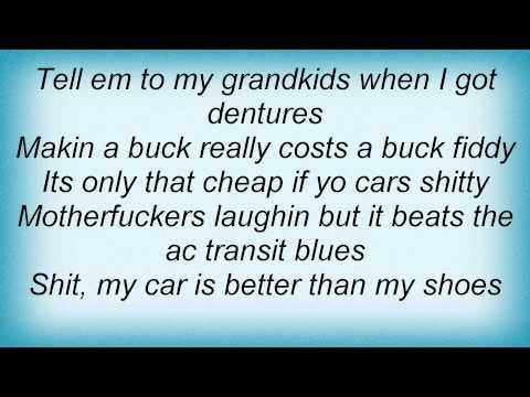 Coup - Cars & Shoes Lyrics