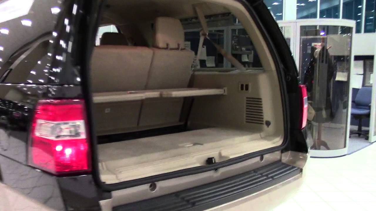 Ford Expedition El >> 2013 Ford Expedition EL 4WD XLT **Certified** 1U140009 - YouTube