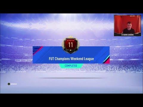 TOP100 FUT CHAMPS REWARDS 11TH IN THE WORLD REWARDS WITH CUSTOM TACTICS FIFA 19