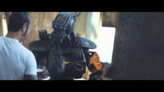 Робот по имени Чаппи 2015 фильм трейлер