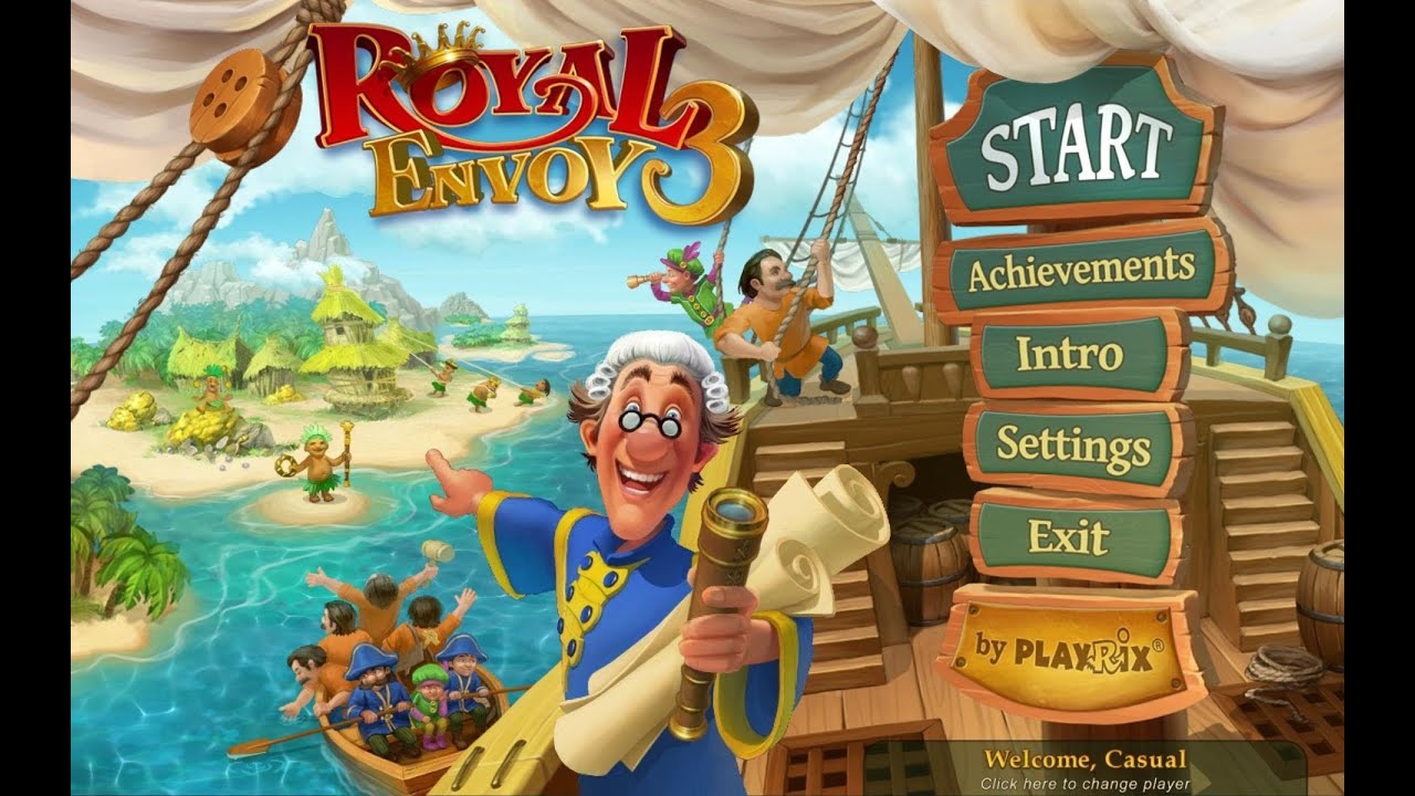 royal envoy 3 free download full version