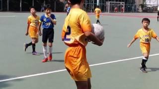 啟毅盃 2017  冠軍戰 宣基小學 vs 藍田循道衛理小學
