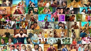 Top 50 Famous South Indian Love BGM Collection || South Famous Love Bgm's