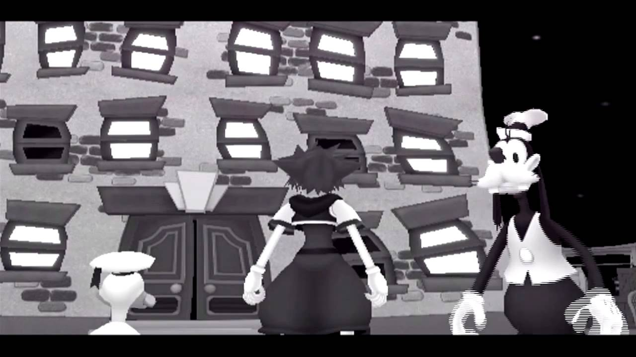 Disney Castle Timeless River 9 Kingdom Hearts Ii