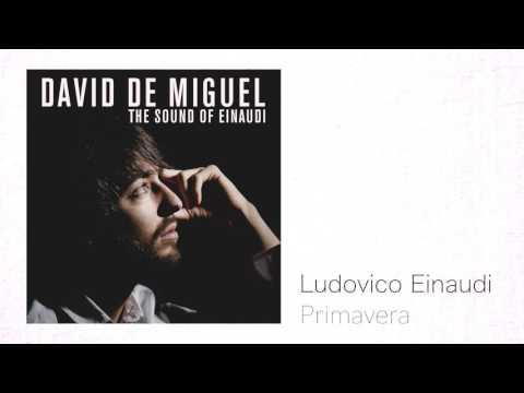 Ludovico Einaudi - Primavera / David de Miguel