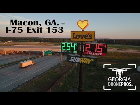 Loves truck stop atlanta ga