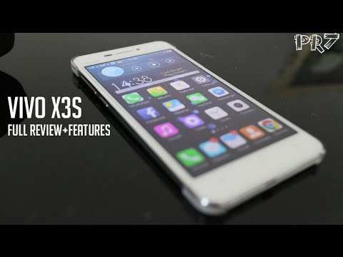 Vivo X3S Full Specifications Videos - Waoweo