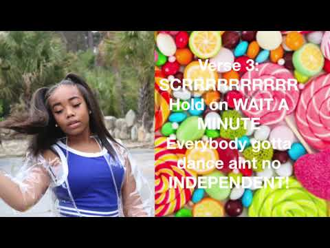 Candy Land Official Lyric Video