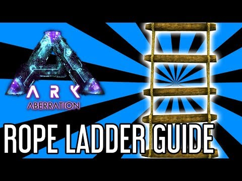 Portable Rope Ladder Guide for Ark: Abberation