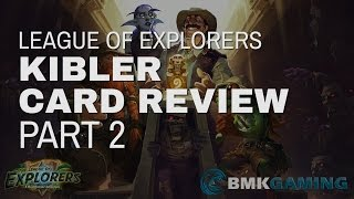 (Hearthstone) League of Explorers Review Part 2: Neutral Cards