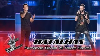 "Fernando Daniel VS Pedro Santos - ""Story of my life"" 